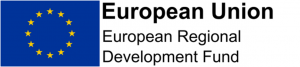EU development fund logo