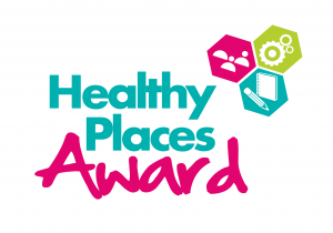 Healthy Places Award Logo