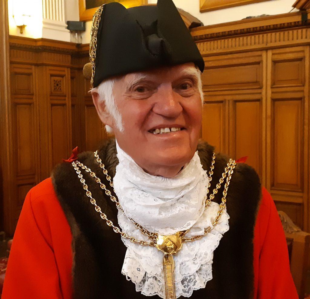 Mayor Walker