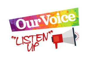 Our Voice Logo