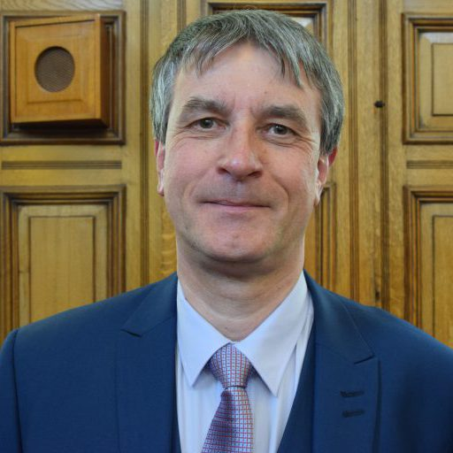 Image of Councillor Phillip Jackson leader of North East Lincolnshire Council
