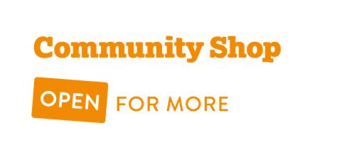 Community Shop logo
