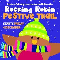 Decorative, Rocking Robin poster