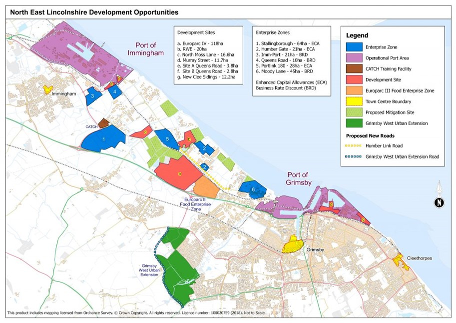 North East Lincolnshire Development Opportunities