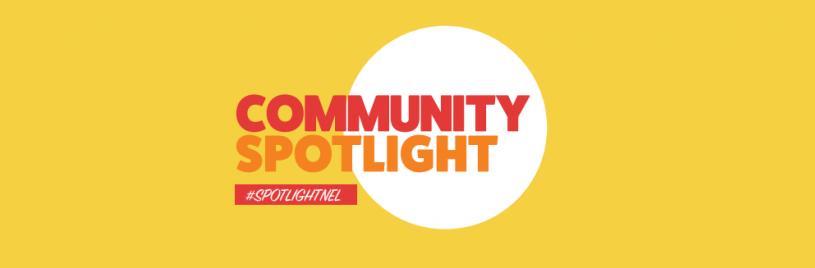 Community Spotlight logo
