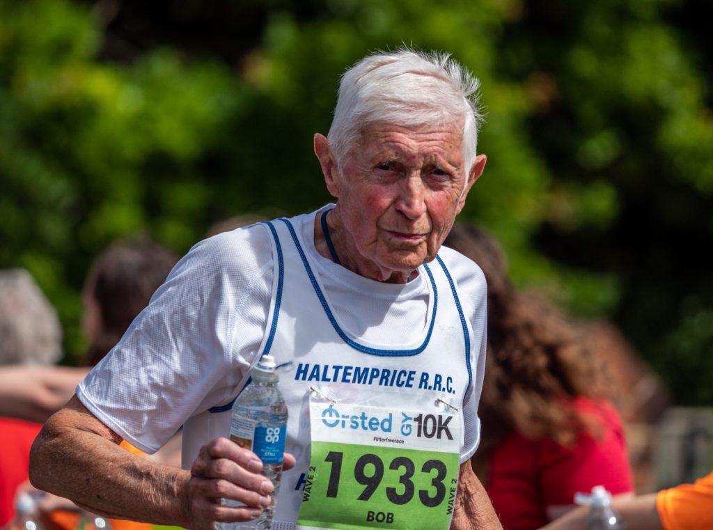 Grimsby 10k runner