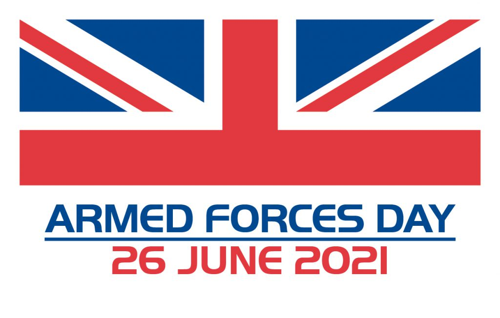 Armed Forces Day 2021 Flag