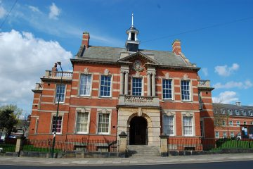 A photo of Cleethorpes Town Hall